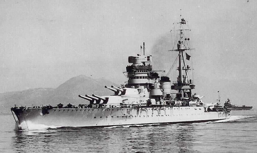 72 anni fa l 11 novembre 1940 la royal navy lancia il for Andrea doria nave da guerra