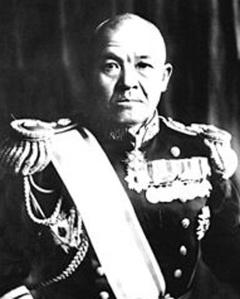 Ammiraglio  Chuichi Nagumo