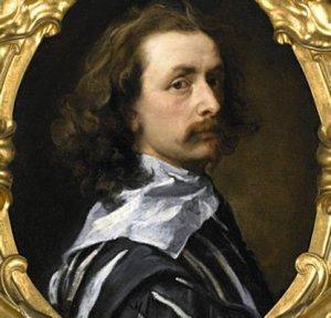 Antoon van Dyck, autoritratto, 1640.
