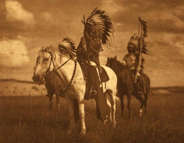 Capi Guerrieri Sioux