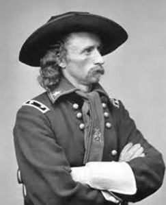 Colonnello George Armstrong Custer