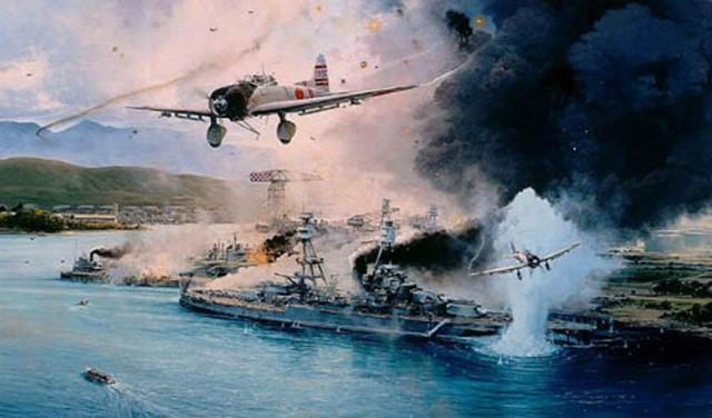 Pearl Harbor  7 Dicembre 1941