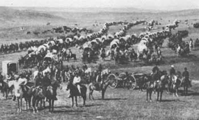 La Spedizione di Custer nelle Colline Nere nel 1874