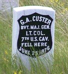 Tomba di Custer