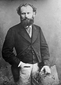 Édouard Manet nel 1867 (circa)