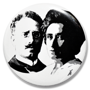 Karl Liebknecht e Rosa Luxemburg