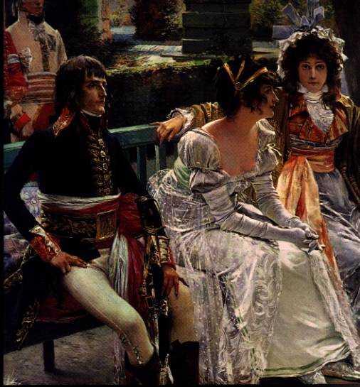 217 anni fa: il 9 marzo 1796 Napoleone Bonaparte sposa ...