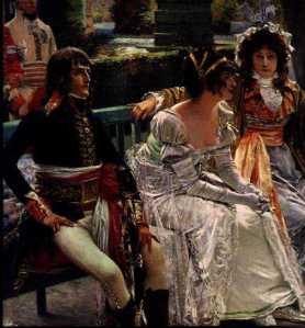 Joséphine e Napoléon