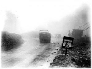 Passo della Raticosa, 25 Novembre 1944