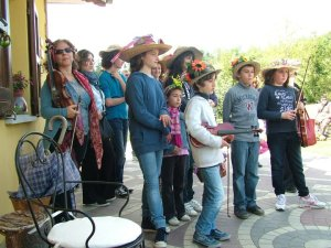 Il Maggio nel 2011 all'Antica Frontiera